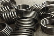 Stainless Steel Tube Coiling